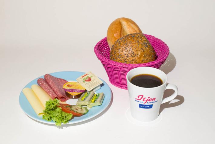 Großes Frühstück